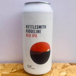 Kettlesmith Brewing - Ridgeline - Red IPA - 440ml Can