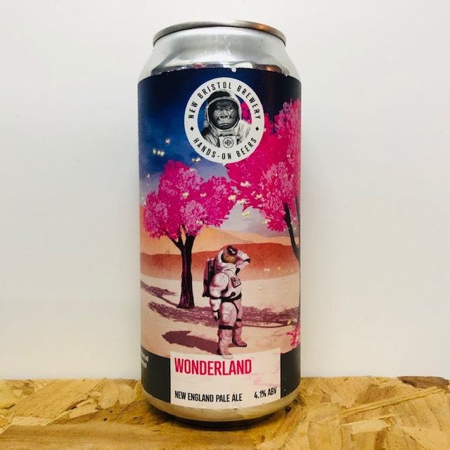 New Bristol Brewery - Wonderland - New England Pale Ale - 440ml Can
