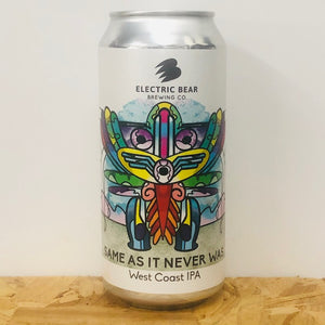 Electric Bear Brewing - Same as it Never Was - West Coast IPA - 440ml Can