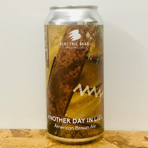Electric Bear Brewing - Another Day in Lieu - American Brown Ale - 440ml Can
