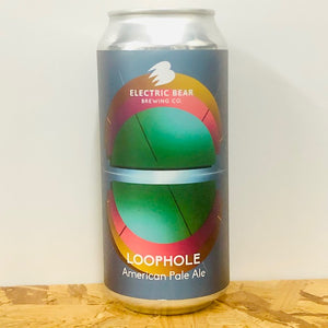 Electric Bear Brewing - Loophole - American Pale Ale - 440ml Can