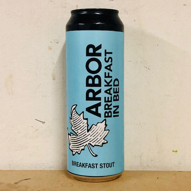 Arbor Ales - Breakfast in Bed - Breakfast Stout - 568ml Can
