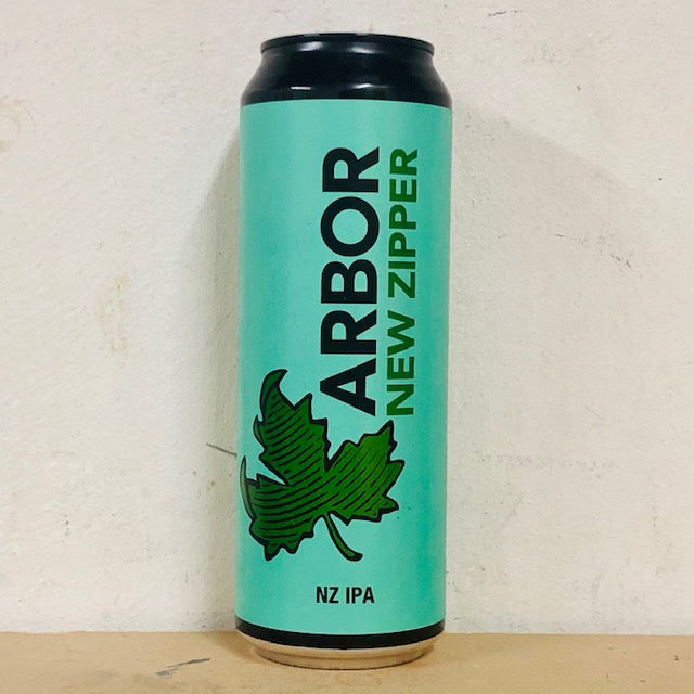Arbor Ales - New Zipper - New Zealand IPA - 568ml Can