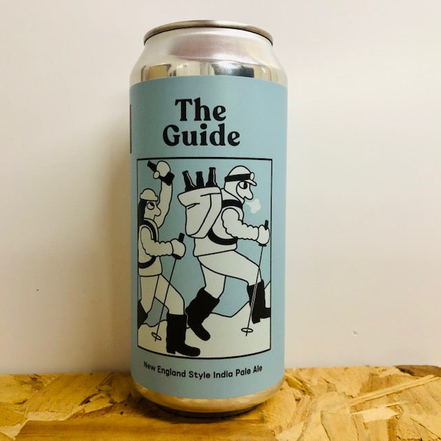 Mikkeller - The Guide - New England Style IPA - 440ml Can