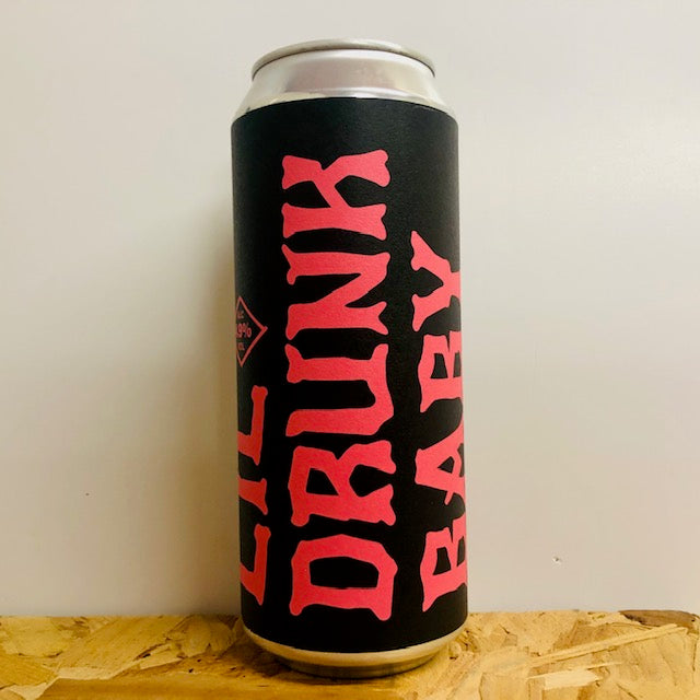 Mikkeller x Warpigs - Lil' Drunk Baby - Session IPA - 500ml Can