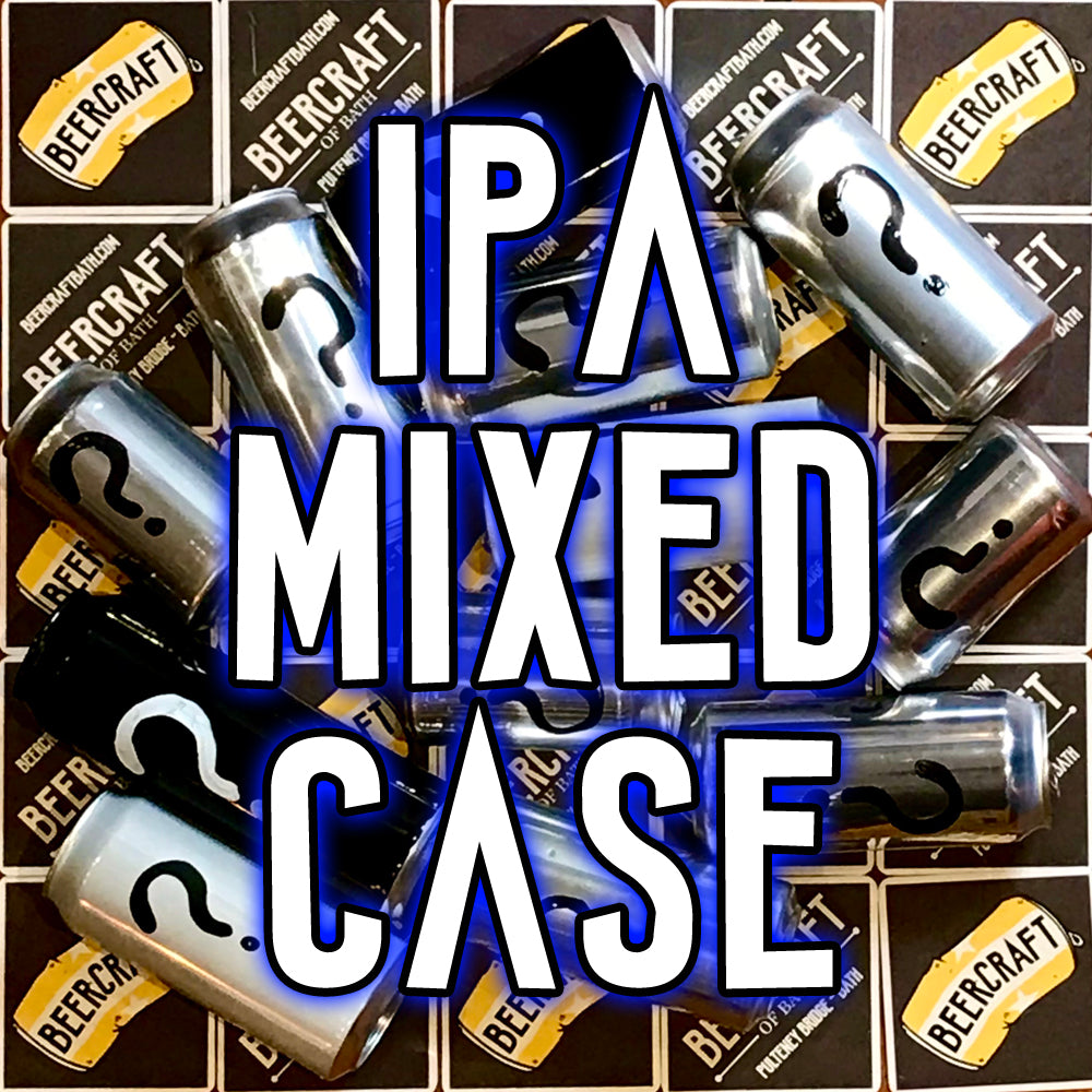 IPA Selection - 12 Cans - Selected Just For You