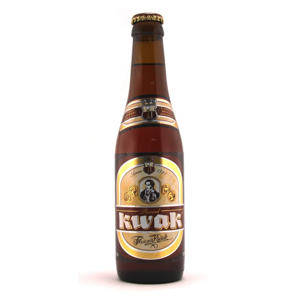 Bosteels Brewery - Kwak - Amber Ale - 330ml Bottle