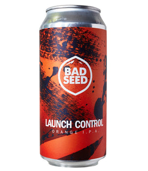 Bad Seed - Launch Control - Orange IPA - 440ml Can