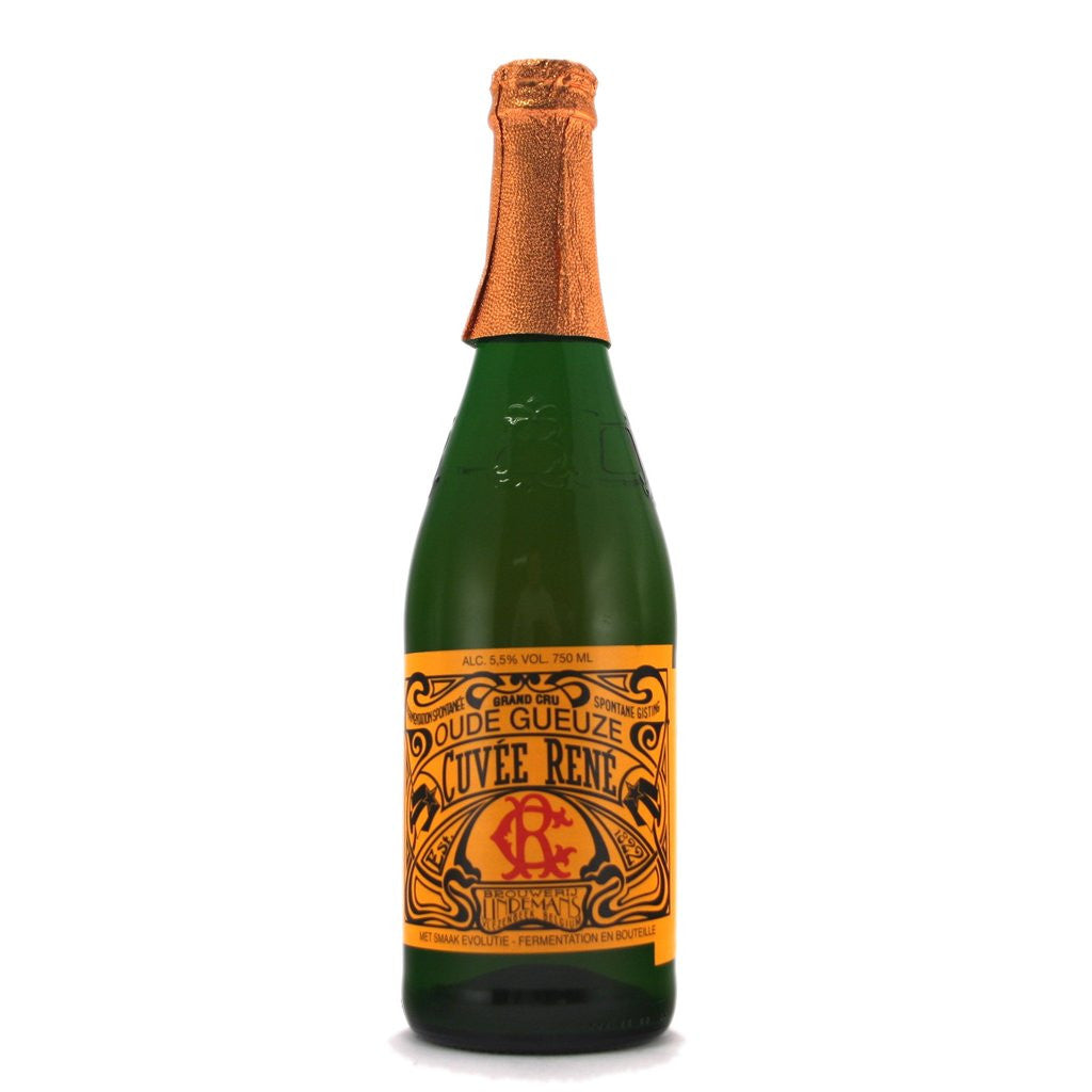 Lindemans Brewery - Cuvee Gueuze Rene - Oude Gueuze - 375ml Bottle