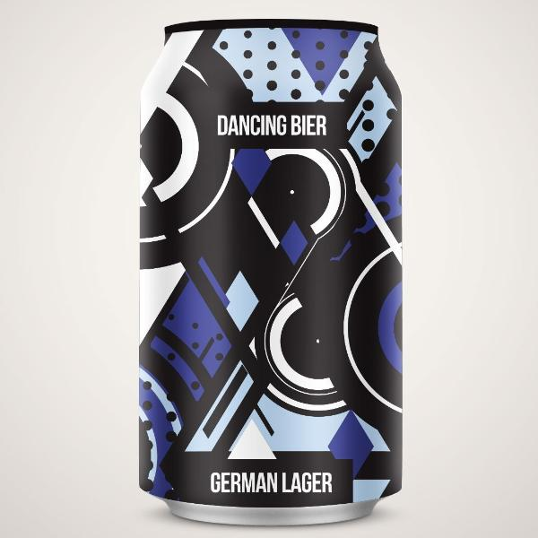 Magic Rock - Dancing Bier - German Lager - 330ml Can