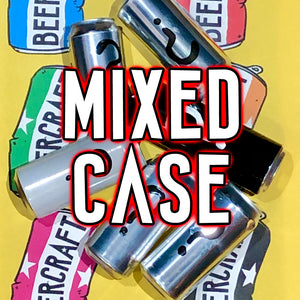 Mixed Case Selection - 6 Cans - Selected Just For You