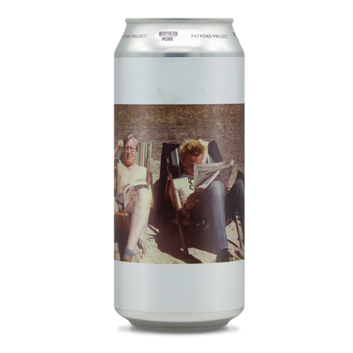 Northern Monk Patrons Project - 27.01 Holidays in the Sun - DDH DIPA - 440ml Can