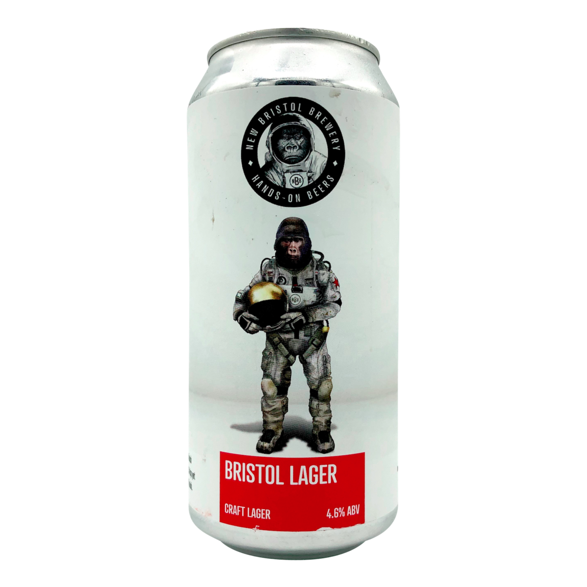 New Bristol Brewery - Bristol Lager - 440ml Can