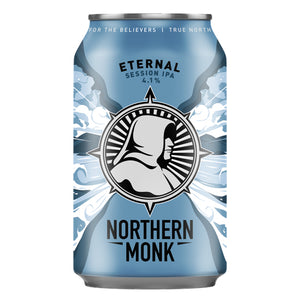 Northern Monk Brew Co - Eternal - Session IPA - 330ml Can