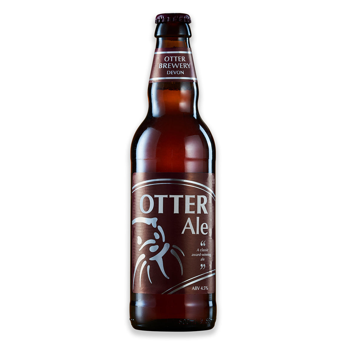 Otter Brewery - Otter Ale - Classic Ale - 500ml Bottle