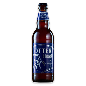 Otter Brewery - Otter Head - Strong Dark Ale - 500ml Bottle