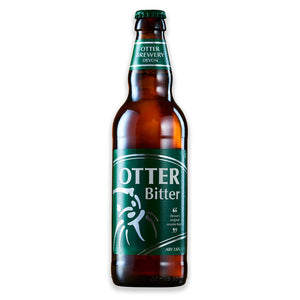 Otter Brewery - Otter Bitter - Session Beer - 500ml Bottle
