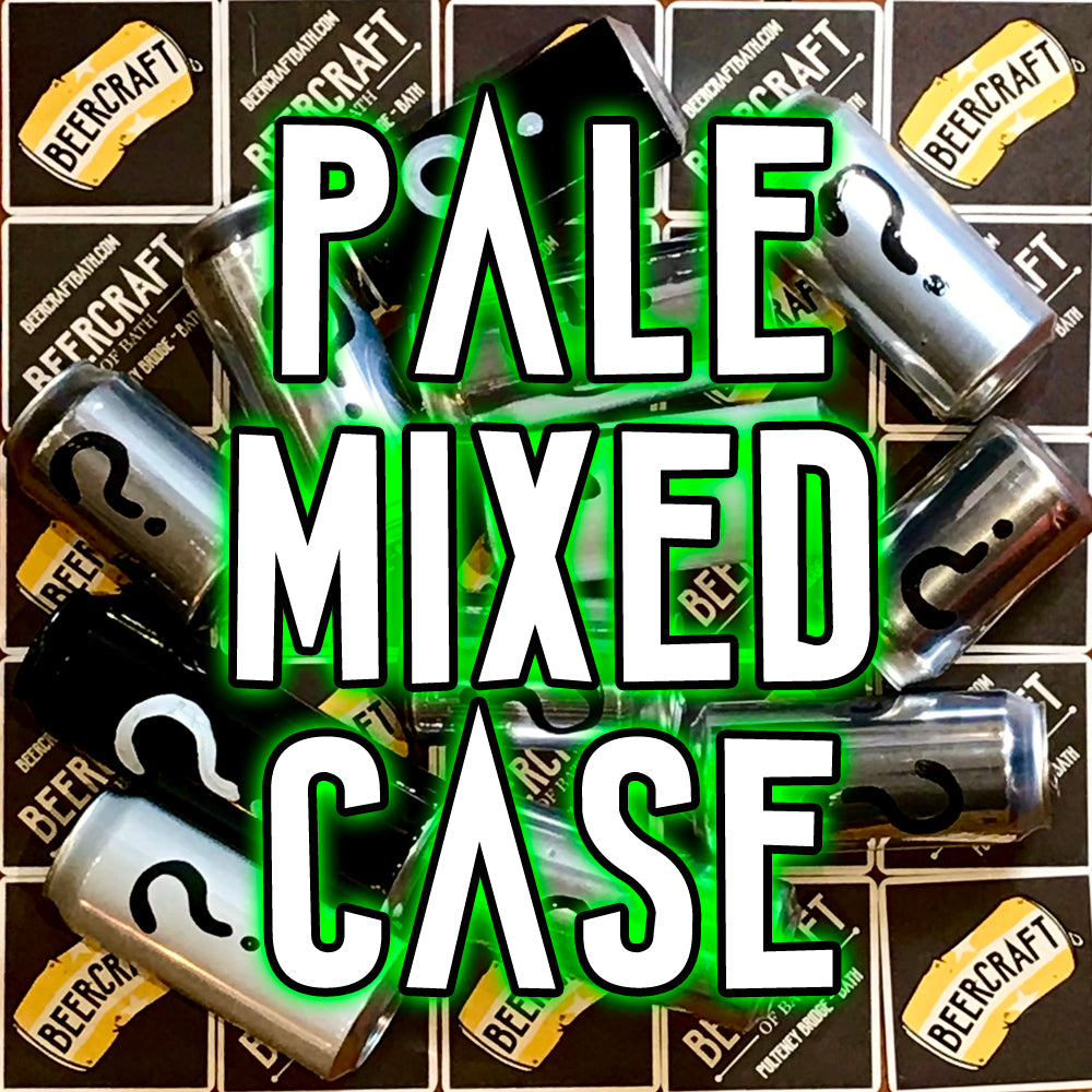 Pale Ale Selection - 12 Cans - Selected Just For You