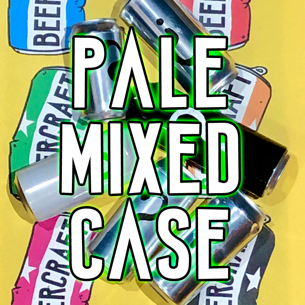 Pale Ale Selection - 6 Cans - Selected Just For You