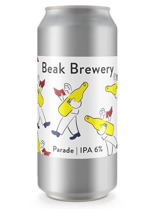 Beak Brewery - Parade - India Pale Ale - 440ml Can
