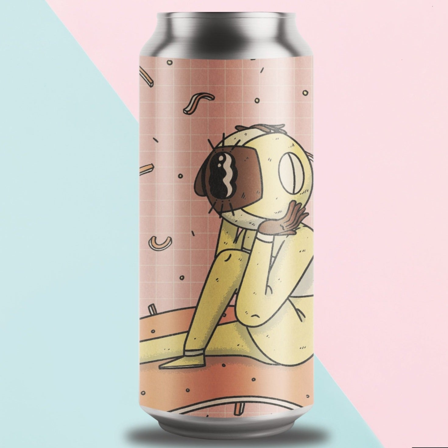Left Handed Giant - Side Track - Grapefruit Zest IPA - 440ml Can