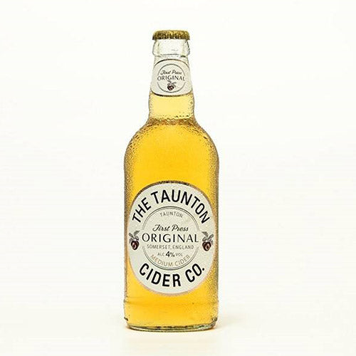 Taunton Cider - Medium Cider - 500ml Bottle