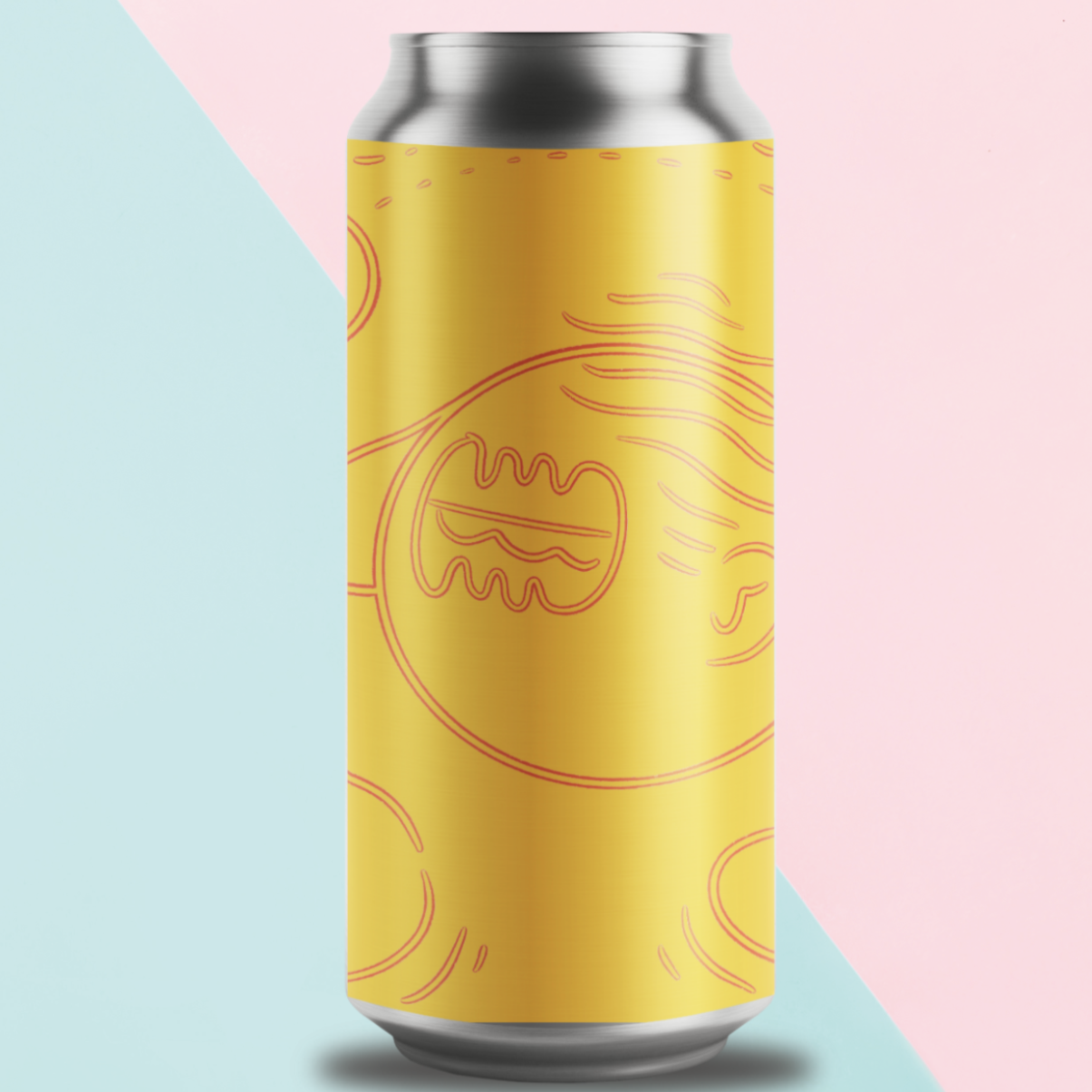 Left Handed Giant - Slow Hands - Hazy IPA - 440ml Can
