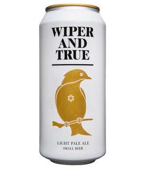 Wiper and True - Small Beer - Light Pale Ale - 440ml Can