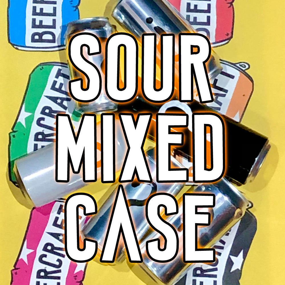 Sour Selection - 6 Cans - Selected Just For You