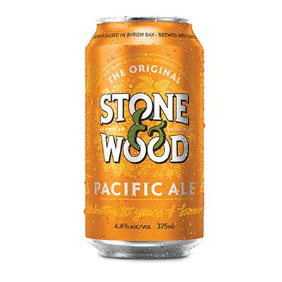 Stone and Wood Brewing Co - Pacific Ale - 375ml Can