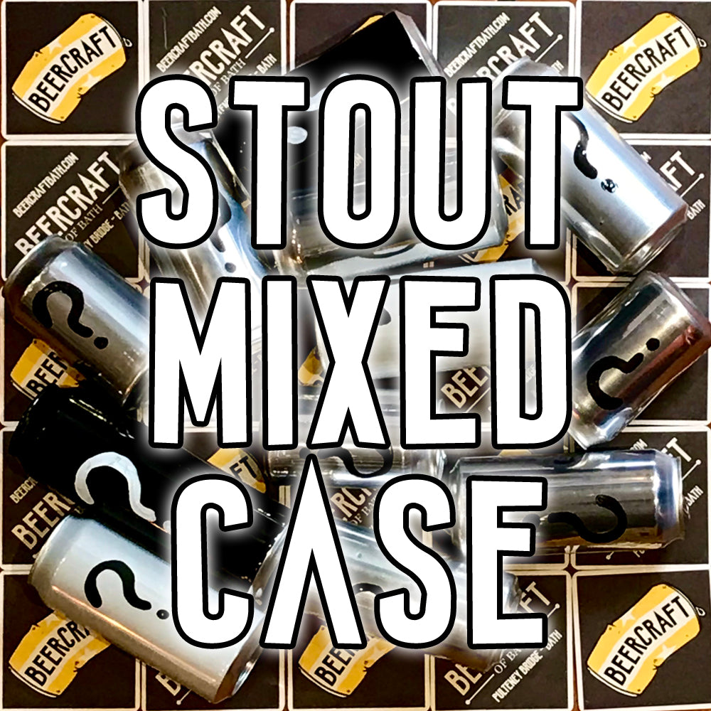 Stout & Porter Selection - 12 Cans - Selected Just For You