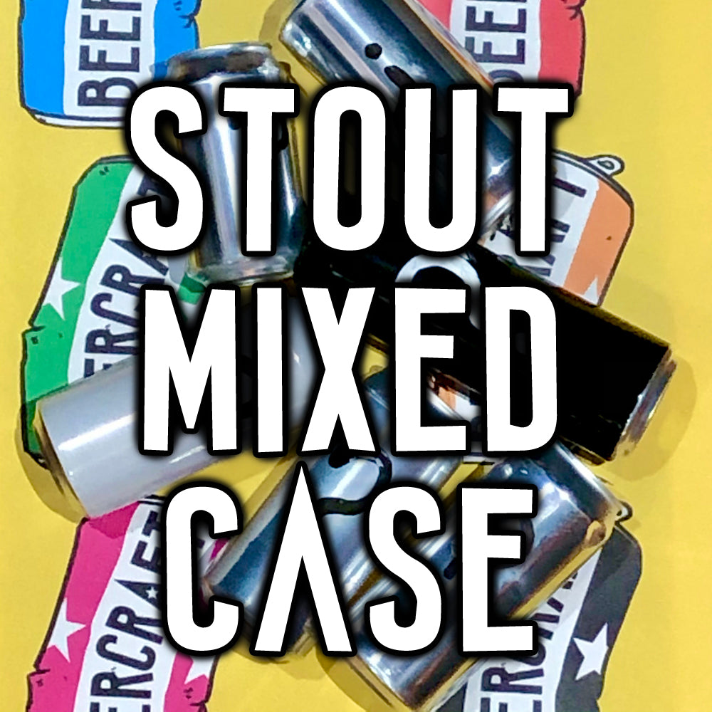 Stout & Porter Selection - 6 Cans - Selected Just For You