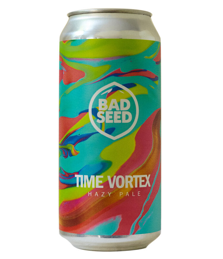 Bad Seed - Time Vortex - Hazy Pale Ale - 440ml Can
