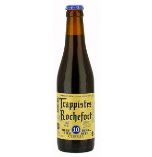 Trappistes Rochefort 10 - Belgian Quadruple Ale - 330ml Bottle