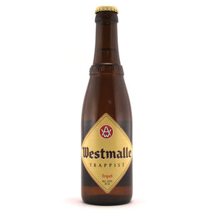 Westmalle Trappist - Tripel - Belgian Ale - 330ml Bottle