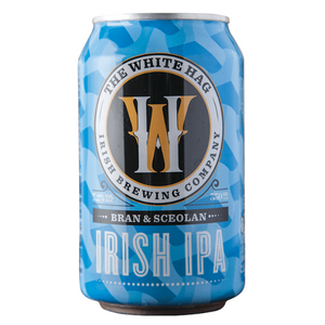 White Hag Brewery - Bran & Sceolan - Irish IPA - 330ml Can