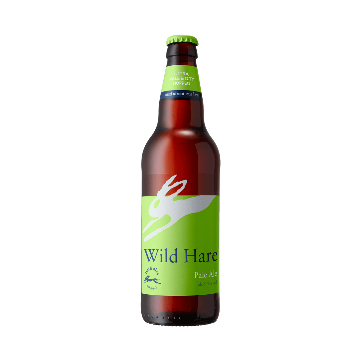 Bath Ales - Wild Hare - Pale Ale - 500ml Bottle