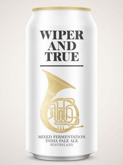 Wiper and True - Hinterland - Mixed Fermentation India Pale Ale - 440ml Can