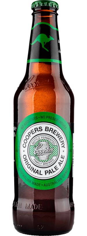 Coopers Brewery - Original Pale Ale - 375ml Bottle