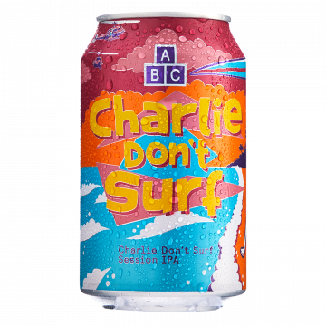 Alphabet Brewing Co - Charlie Don't Surf - Session IPA - 330ml Can