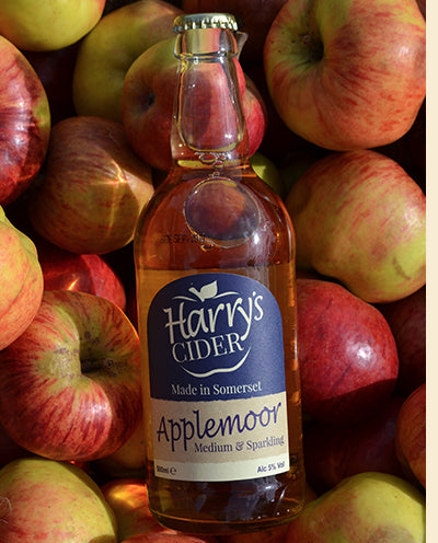 Harry's Cider - Applemoor - 500ml Bottle