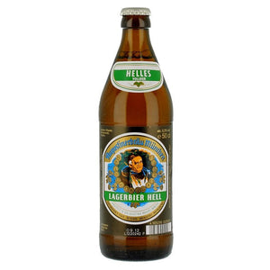 Augustiner Bräu - Lagerbier Hell - 500ml Bottle