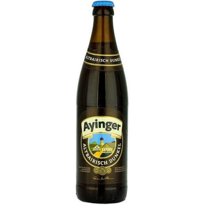 Ayinger - Altbairisch Dunkel - Dark German Beer - 500ml Bottle