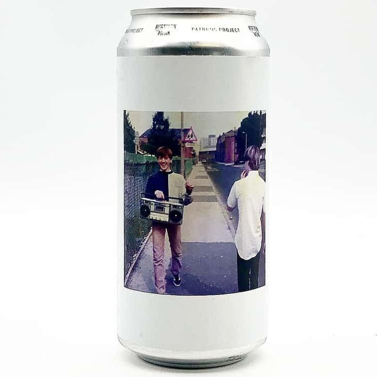 Northern Monk Patrons Project - 27.02 Boombox - DDH IPA - 440ml Can