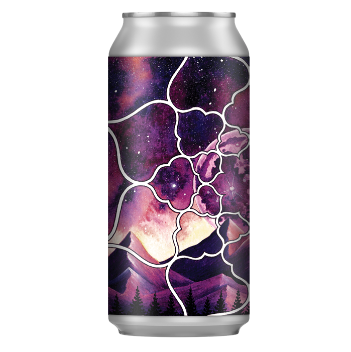 Northern Monk Patrons Project - 29.01 Rob.C.Art - Purpura Fruited Sour IPA - 440ml Can