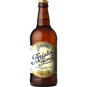 Dawkins Ales - Bristol Blonde - 500ml Bottle