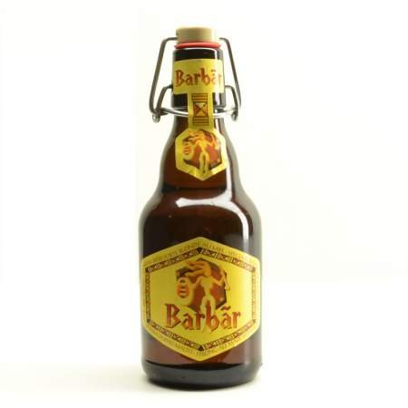 Barbar - Blond - Honey Beer - 330ml Bottle
