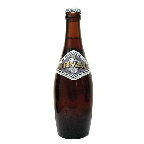 Orval - Bretted & Dry-Hopped Pale - 330ml Bottle