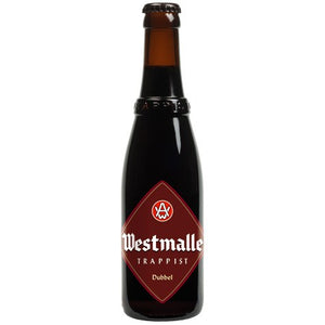 Westmalle Trappist - Dubbel - Dark Belgian Ale - 330ml Bottle