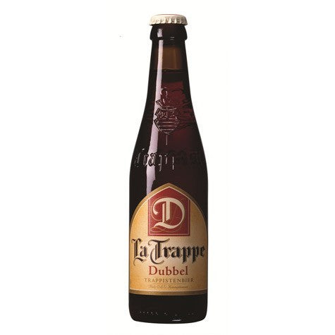 La Trappe - Trappist Dubbel Ale - 330ml Bottle